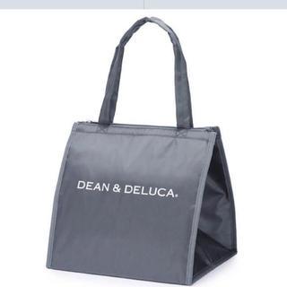 ディーンアンドデルーカ(DEAN & DELUCA)のDEAN&DELUCA オンライン限定色 クーラーバッグ Lサイズ 完売品(弁当用品)