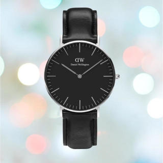 ダニエルウェリントン(Daniel Wellington)の長期保証付き【36㎜】ダニエルウエリントン 腕時計〈DW00100145〉(腕時計(アナログ))