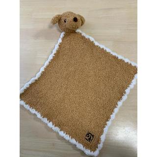 kashwere - カシウェア ミニブランケット 犬