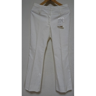 UNITED ARROWS - お値下げ 新品タグ付き パンツ 白 ホワイト 美脚 上質 キレイ目 SLITZ