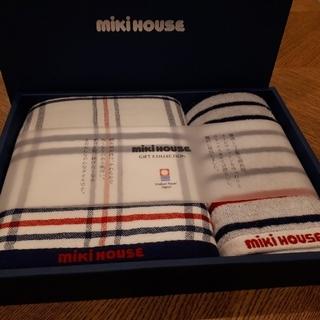 ミキハウス(mikihouse)のMIKI HOUSEタオルセット(タオル/バス用品)