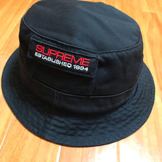 Supreme - SUPREME Pocket Crusher キャップ