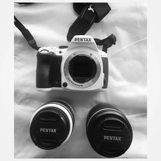 ペンタックス(PENTAX)の値下げ❗️【ペンタックス】PENTAX K-50 Wズームキット (デジタル一眼)