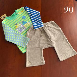 RAG MART - ⭐️未使用品 ラグマート 長袖Tシャツ パンツ セットアップ 90 サイズ