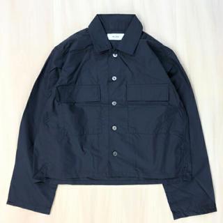 COMOLI - WELLDER  Flap Pocket Boxy Shirt