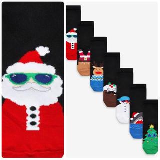 ネクスト(NEXT)の新品❣️ネクスト クリスマス  靴下セット(靴下/タイツ)