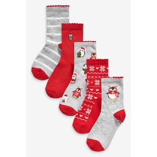 ネクスト(NEXT)の新品❣️ネクスト ペンギン クリスマス  靴下セット(靴下/タイツ)