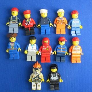 Lego - LEGO レゴ ミニフィグ 12体C #97