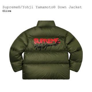 シュプリーム(Supreme)の【L】Supreme Yohji Yamamoto Down Jacket(ダウンジャケット)