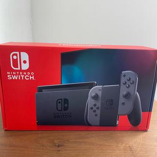 Nintendo Switch - ニンテンドースイッチ グレー 本体
