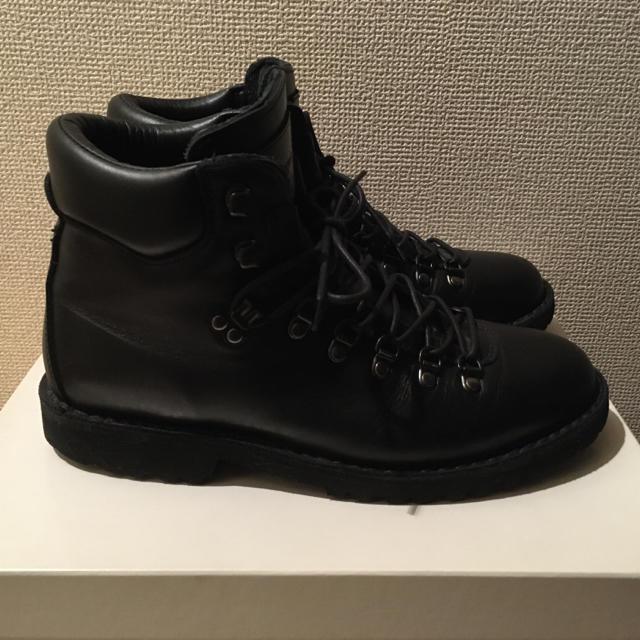 1piu1uguale3(ウノピゥウノウグァーレトレ)の❤️完売❗️1piu1uguale3 マウンテンブーツ❤️ブッテロ メンズの靴/シューズ(ブーツ)の商品写真