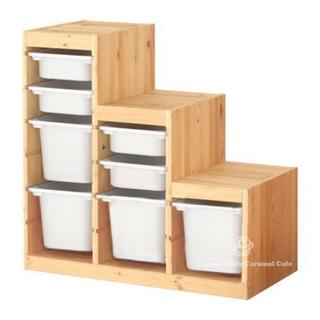 イケア(IKEA)のIKEA イケア トロファスト(収納/チェスト)