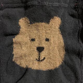 babyGAP - GAP   ベビー ブラック クマ タイツ