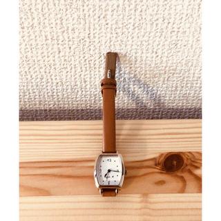 アニエスベー(agnes b.)のアニエスベー 腕時計 美品(腕時計)