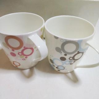 NARUMI - 水玉マグカップセット