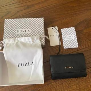 フルラ(Furla)の【美品】FURLA フルラ 三つ折財布(財布)