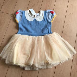 babyGAP - ラスト1点!新品★ 70cm gap ワンピース 白雪姫 ハロウィン 仮装