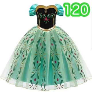 プリンセスドレス ハロウィン コスプレ キッズ 子供 パーティー 女の子 衣装(衣装)