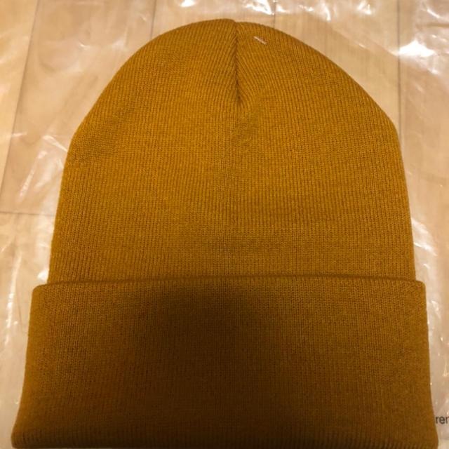 carhartt(カーハート)のカーハート ニット帽 メンズの帽子(ニット帽/ビーニー)の商品写真