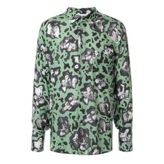 ジョンローレンスサリバン(JOHN LAWRENCE SULLIVAN)の(求)magliano twist shirt(シャツ)