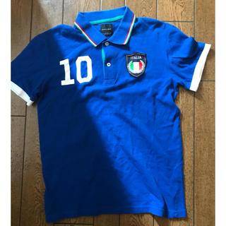 ザラ(ZARA)のZARA イタリア代表 ポロシャツ サイズM(ポロシャツ)