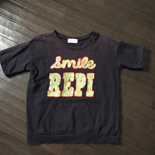 レピピアルマリオ(repipi armario)のレピピ   トレーナー(Tシャツ/カットソー)