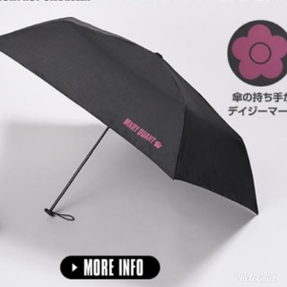 マリークワント(MARY QUANT)のマリークワント折りたたみアンブレラ(傘)