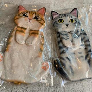 FELISSIMO - ぶらさがる猫のペーパーストッカー