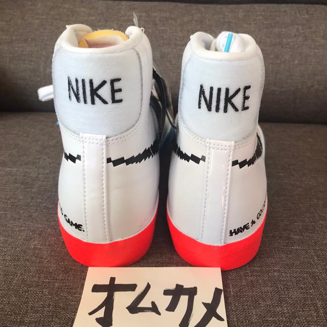 NIKE(ナイキ)のナイキ ブレーザー ミッド '77 ヴィンテージ  メンズの靴/シューズ(スニーカー)の商品写真
