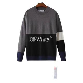 OFF-WHITE - off-white  セーター  男女兼用