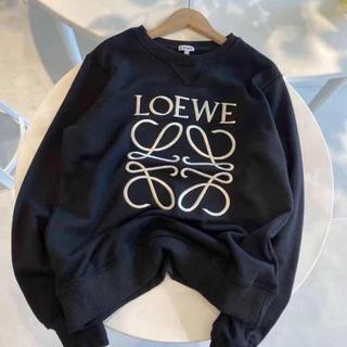 トレーナー スウェット シンプル 2020 AW 刺繍ロゴ セットアップ