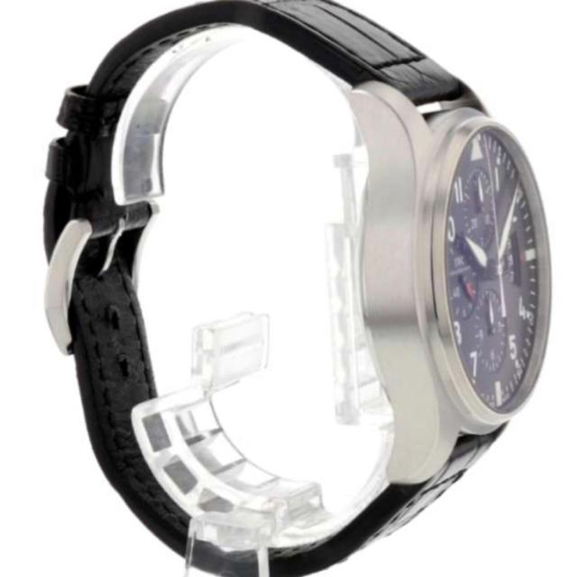 IWC(インターナショナルウォッチカンパニー)のIWC パイロットウォッチ クロノグラフ 型番:IW377701 メンズの時計(腕時計(アナログ))の商品写真