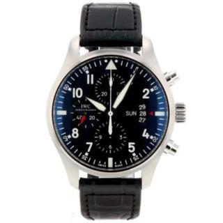 IWC - IWC パイロットウォッチ クロノグラフ 型番:IW377701