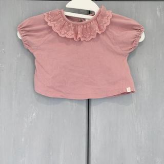 フタフタ(futafuta)のteteatete  レースTシャツ(Tシャツ)
