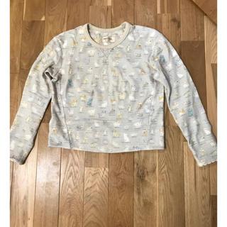 フランシュリッペ(franche lippee)の専用 フランシュリッペ  ねこ図鑑 プルオーバー(Tシャツ(長袖/七分))