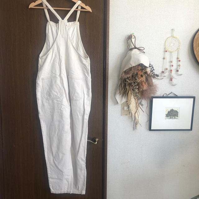 ZARA(ザラ)のZara オーバーオール レディースのパンツ(サロペット/オーバーオール)の商品写真