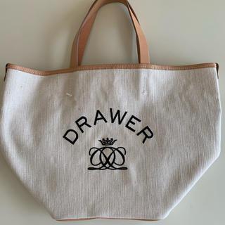ドゥロワー(Drawer)の美品!drawer  ノベルティ(トートバッグ)