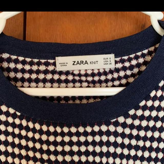 ZARA(ザラ)のzara  レディースのトップス(ニット/セーター)の商品写真