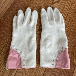 バービー(Barbie)のBarbie フリース手袋(手袋)