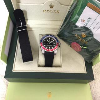 ROLEX - 特価!ロレックスタイプの時計ボックス箱ケース-おまけつき