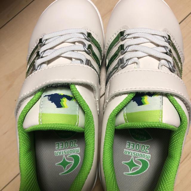 MOONSTAR (ムーンスター)の最終値下げ・moonSTAR・トイストーリー20cm キッズ/ベビー/マタニティのキッズ靴/シューズ(15cm~)(スニーカー)の商品写真