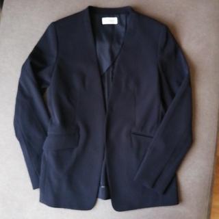 PLST - PLST ノーカラージャケット Sサイズ