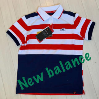 ニューバランス(New Balance)の新品■14,300円【ニューバランス】半袖 ポロシャツ  0/S レディース(扇風機)