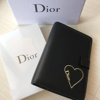 ディオール(Dior)のディオール Dior ノート 手帳 ノートブック 非売品 ノベルティ 新品 完売(手帳)