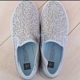 アディダス(adidas)の【新品未使用】(27cm) adidas スニーカー メンズ スリッポン(スニーカー)