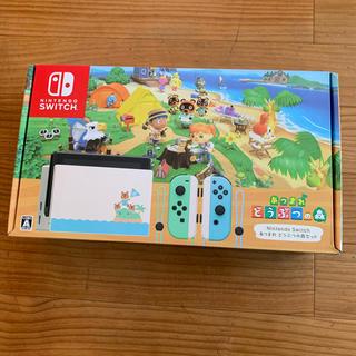 Nintendo Switch - 任天堂switch どうぶつの森同梱版セット