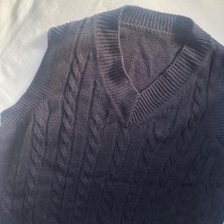 ロキエ(Lochie)のblack vest(ベスト/ジレ)