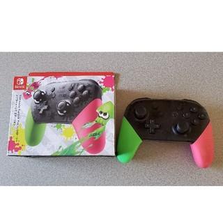 Nintendo Switch - proコントローラー訳あり品 スプラトゥーン2 エディション スイッチ