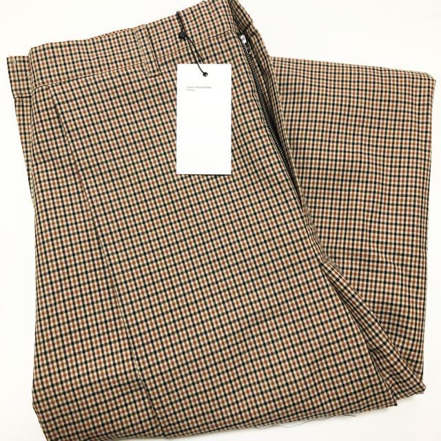 COMOLI(コモリ)のcamiel fortgens  メンズのパンツ(スラックス)の商品写真