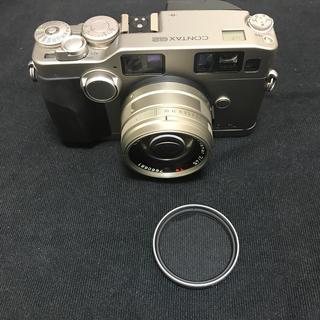 京セラ - CONTAX コンタックス G2 + 45mm F2